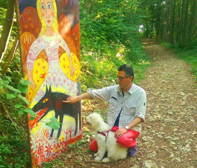 cane lagotto romagnolo inteligente