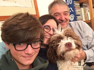lagotto romagnolo famiglia